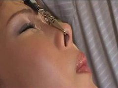 Asian suffers in painful bdsm tubes at korean.sgirls.net