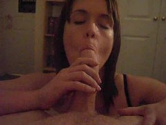 Super hot body babe gives amateur bj videos