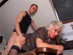 Young man bangs granny for his pleasure movies at find-best-lesbians.com