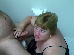 Big fat wife giving a hot bj videos