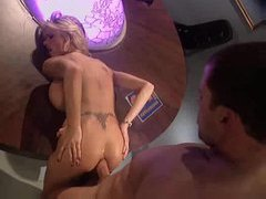 Briana banks bounces on a big cock videos