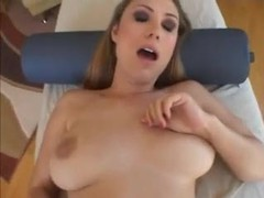 How can he resist her amazing big titties movies at sgirls.net