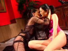 Sweet japanese sluts and their pussy play fun tubes at japanese.sgirls.net
