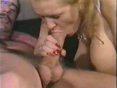Lusty bj and fuck with chubby slut videos