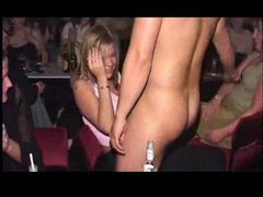 Hot party girls blow the male strippers so well movies at kilosex.com