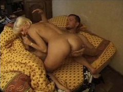 Mature blonde going for young man cock videos