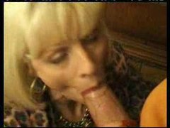 Mature gets it in her old shaved pussy videos