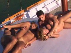 Sluts on a boat hammered and loving it movies at lingerie-mania.com
