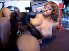 Black lesbian porn with toys is hot movies at kilosex.com