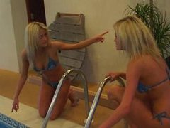 Two blondes that look like twins get fucked tubes
