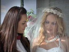 Sex after the lesbian wedding is hot stuff movies at find-best-babes.com