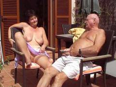 Mature takes her top off under the sun movies at kilotop.com