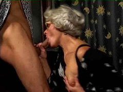 Granny slut loves to be pounded with big cock videos