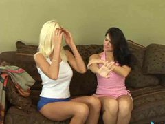Hot lesbian ladies make their pussies feel good movies at find-best-mature.com