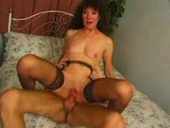 Mature pussy fucked by a big young cock videos