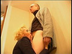 Russian mom lets young man have her tubes