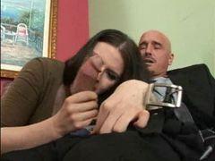Cheating husband bangs his slutty wife movies at adipics.com