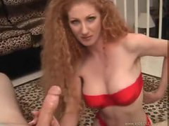Redhead with a tight body lets him do her tits movies at find-best-hardcore.com
