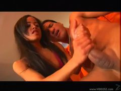 She gives him a handjob with both hands movies at kilopics.net