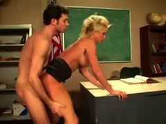 Teacher tj hart fucked on her desk videos