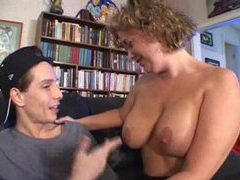 Chubby milf craves that young cock videos