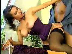 Retro pornstar in a tight purple corset fucked movies at find-best-panties.com