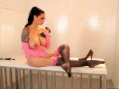 Tera patrick striptease from schoolgirl outfit movies at find-best-mature.com