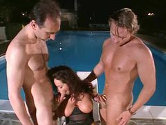 Group sex outdoors with gorgeous women movies