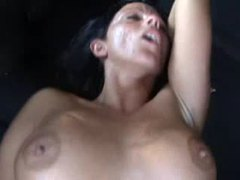 Brunette in a parked car nailed hard movies at kilopills.com