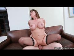 Sexy slut ava devine fucked in stockings movies at find-best-babes.com