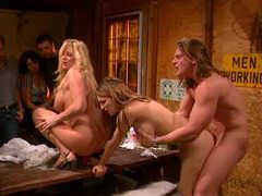 Guests watch them have hot group sex movies at find-best-mature.com
