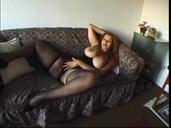 Huge tits girl in a corset and stockings movies at kilomatures.com