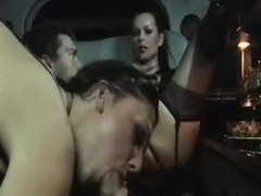 Sex in a limousine with two insanely hot women videos