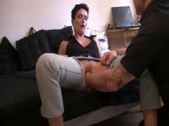 Fisting the mature lady in multiple clips tubes