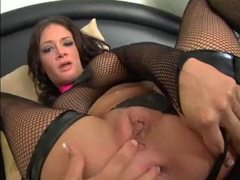 Tempting tory lane toys her vagina videos