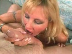 Blonde milf titjob in pov and a bit of blowing movies at find-best-mature.com