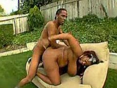 Fat black girl with giant tits boned outdoors movies at kilosex.com