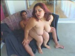 Fat chick shows off and fucks movies at find-best-pussy.com