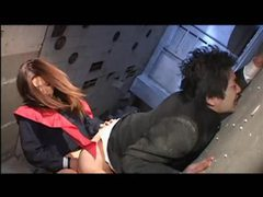 Japanese schoolgirl dominates him harshly tubes at lingerie-mania.com