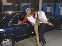 Sexy slut gets it hard in the parking lot movies at find-best-babes.com