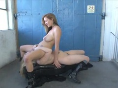 Lesbians in a prison cell lick pussy passionately movies at adipics.com