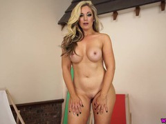 Amazing curvy body milf talks dirty about sex movies at kilopics.net
