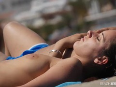 Fine tits and asses on spy beach babes videos