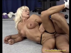 Strong moms first bodybuilding sex videos