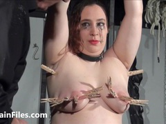 Bbw extreme breast whipping movies at adipics.com