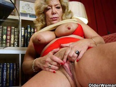 American grannies lisa and karen need to get off movies at find-best-panties.com