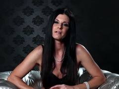 India summer interview in a black bra movies at kilomatures.com