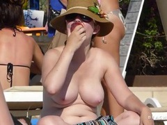 Big amateur tits are glorious on the beach movies at reflexxx.net