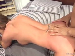 Total babe rides his face and bends over for dick movies at kilopics.net