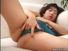 Elegant japanese milf masturbates tenderly tubes at japanese.sgirls.net